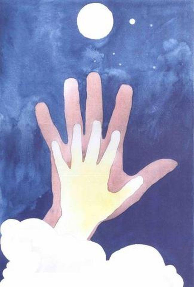 История девочки-художницы Саши Путри