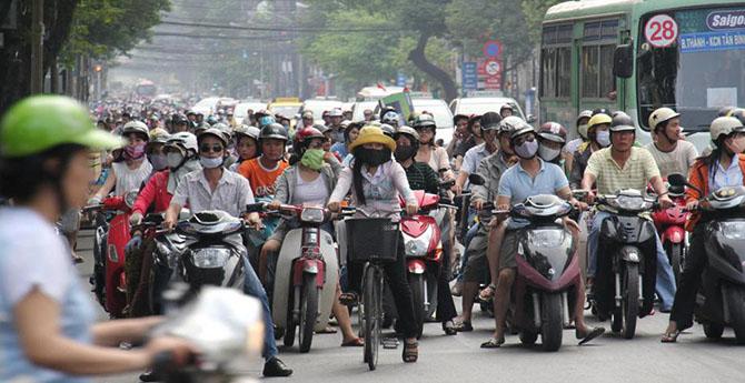 Притягательный Вьетнам