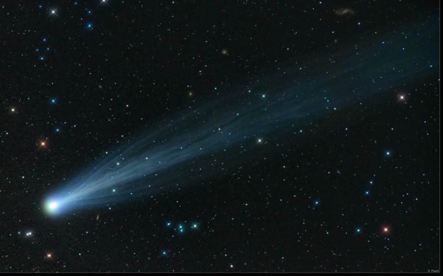 Месяц в космосе: ноябрь 2013