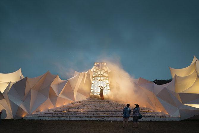 Лучшие архитектурные фотографии уходящего года