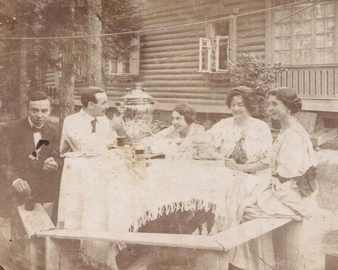 Культура русского чаепития
