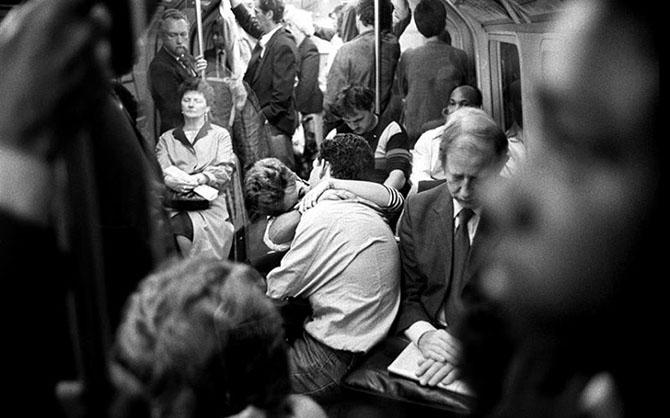 Лондонская подземка 70-80-х годов