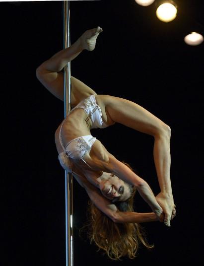 Конкурс Мисс Pole Dance South America в Буэнос-Айресе