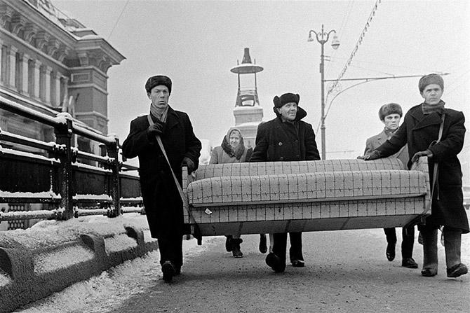 Самые яркие работы «живой легенды» российского фоторепортажа
