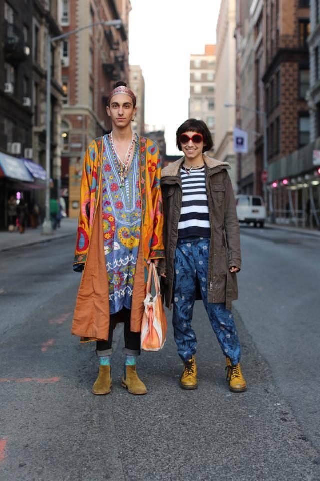 Фотопроект «Люди Нью-Йорка»