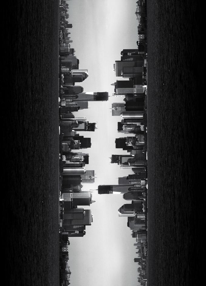 Нью-Йорк в фотографиях Brad Sloan