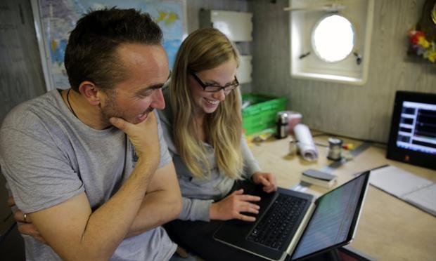 Жизнь на борту научно-исследовательского судна в Антарктике