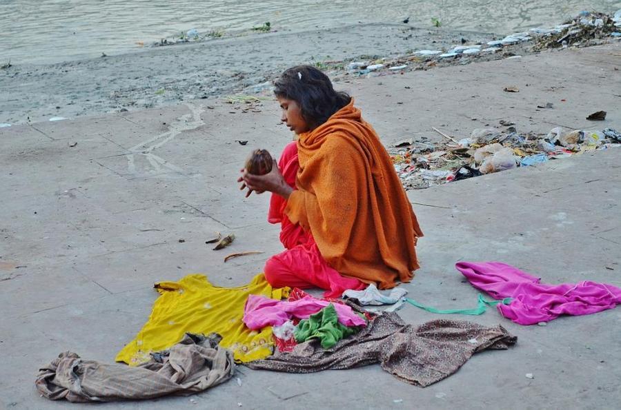Мост Ховра в Калькутте: жизнь на реке
