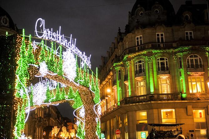ТОП 10 рождественских ярмарок в Европе