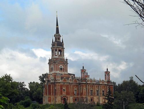Основные русские архитектурные стили