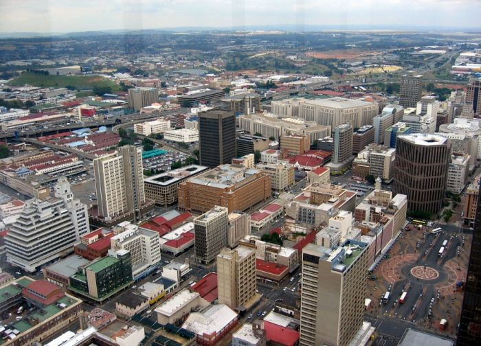 Блеск и нищета Йоханнесбурга