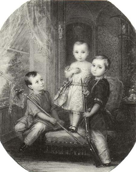 Как воспитывали российского монарха
