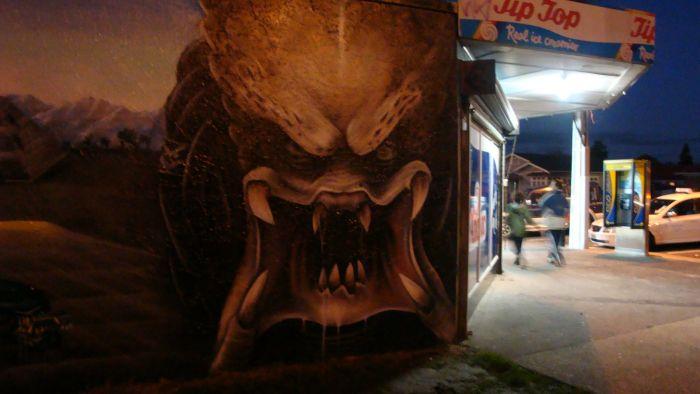 Уличное искусство