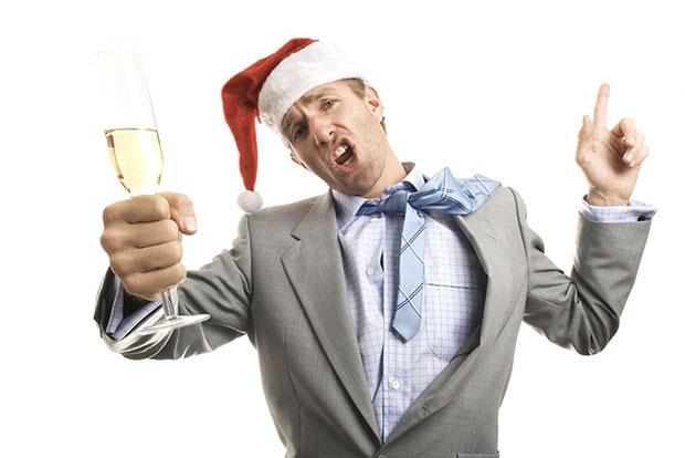 Как не потерять лицо на новогодней вечеринке