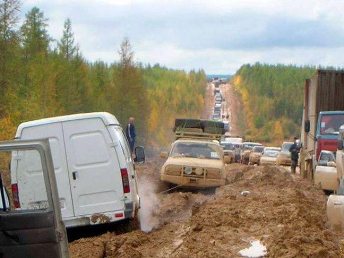 Такое бывает только в России. Часть 13 (43 фото)