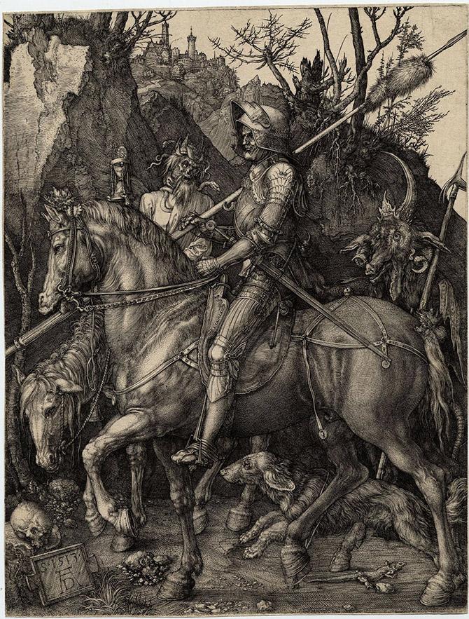 Гравюрное Средневековье