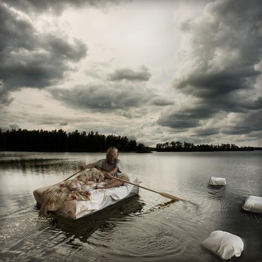 Ретуширование от Эрика Йоханссона