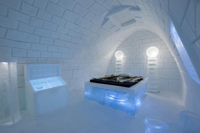 ICEHOTEL в Швеции