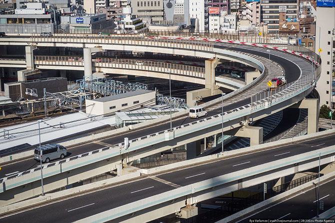 Как живется автомобилистам в Японии