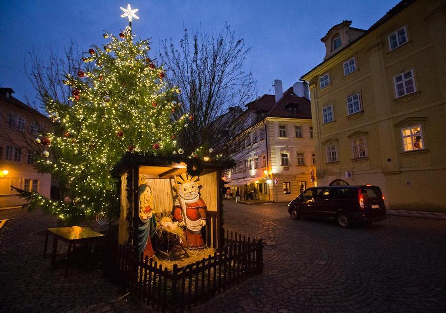 Прага перед Рождеством