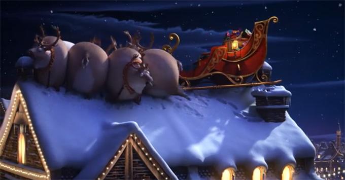 Rollin' Wild отмечают Рождество