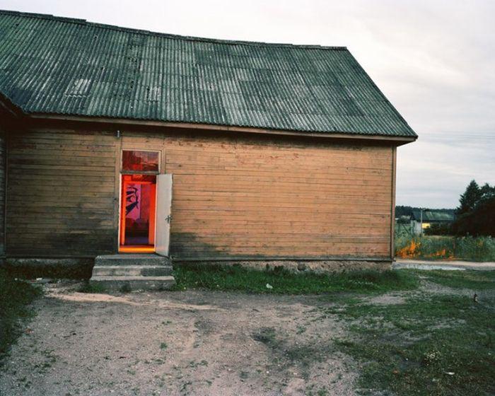 Сельские дискотеки в Литве (13 фото)