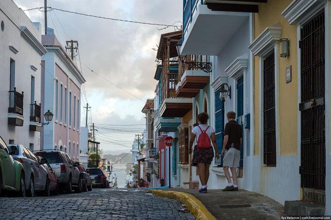 Путешествие в Пуэрто-Рико