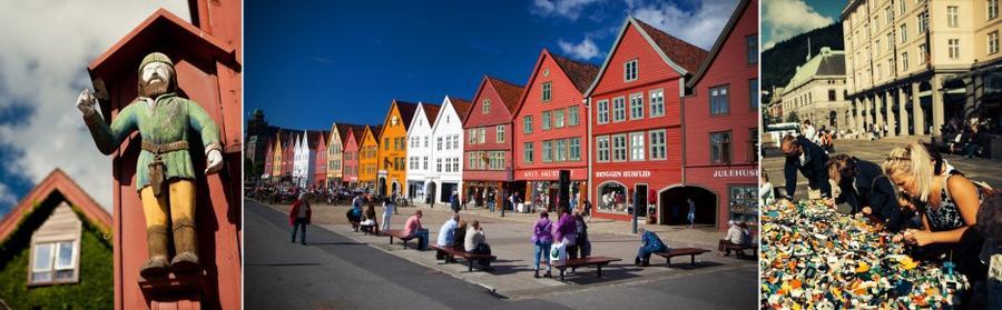 Фьорды Норвегии были придуманы для автомобильных поездок