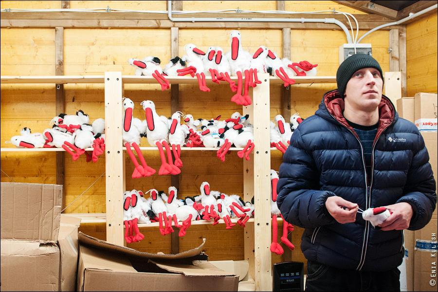 Европейские рождественские ярмарки в Москве
