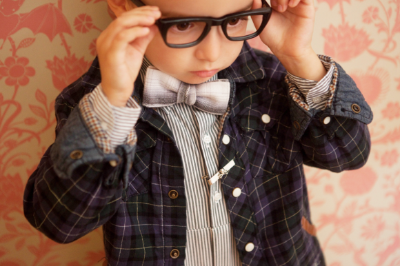 Алонсо Матео – икона детской моды