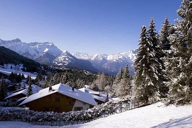 12 лучших горнолыжных курортов для отдыха с детьми