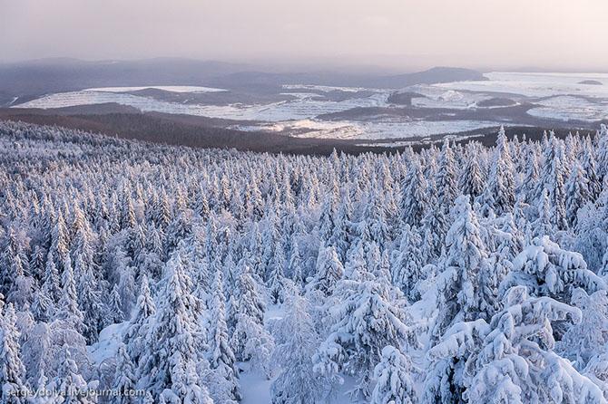 Быт буддийского монастыря на Урале