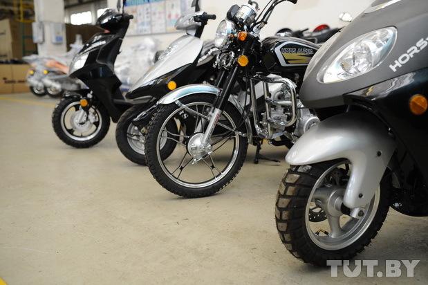 Как делают скутеры в Беларуси