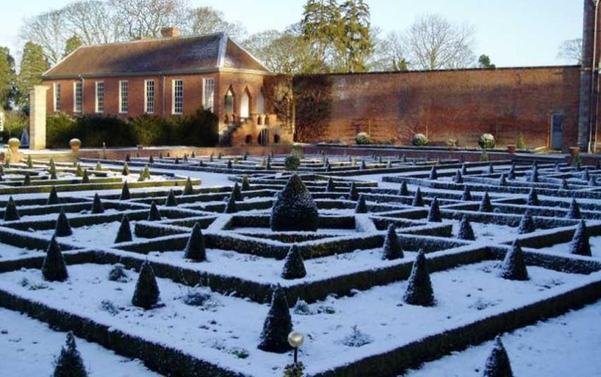 Лучшие зимние парки Великобритании