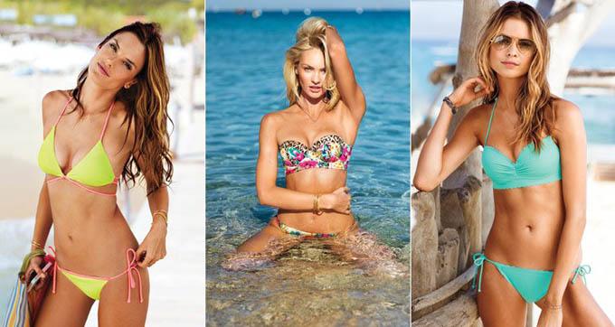 Каталог Victoria's Secret Swim 2014