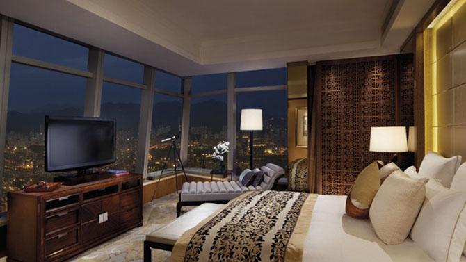 Самые высокие гостиничные номера в мире