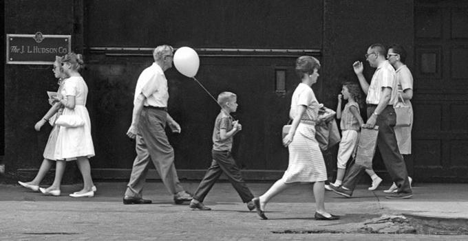 95-летний фотограф Bill Rauhauser