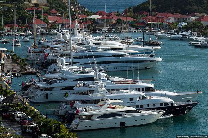 Путешествие на остров миллионеров