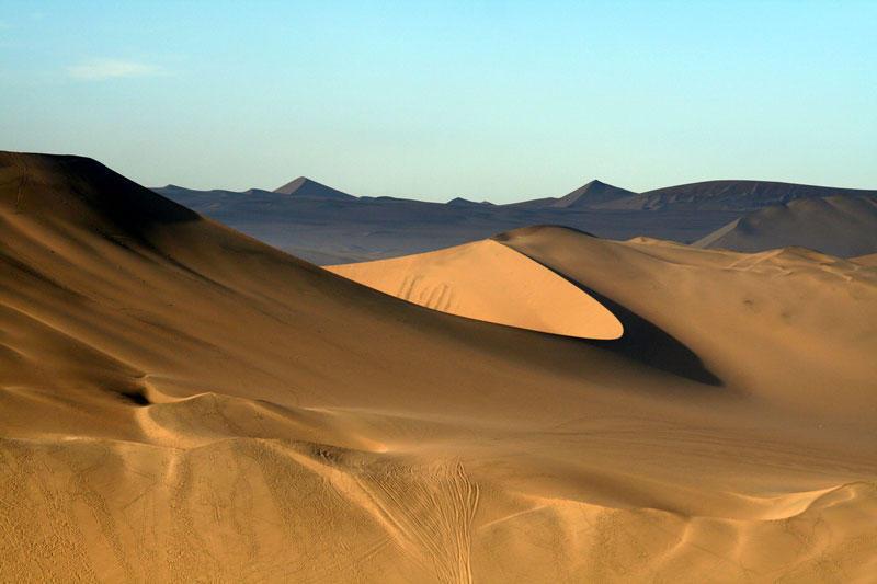 Уакачина: Перуанский Оазис в пустыне