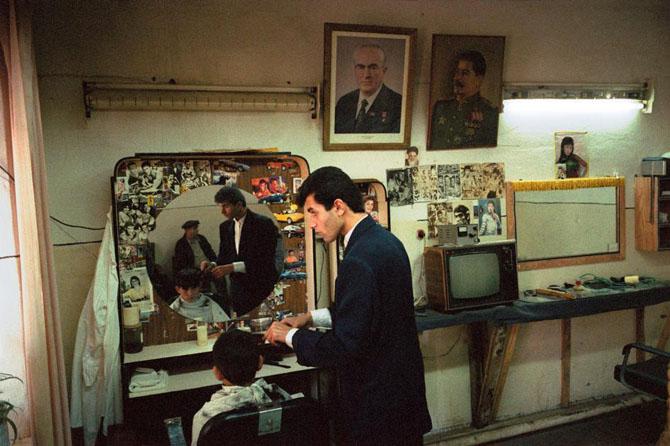 Дагестан 2000 года в фотографиях Томаса Дворжака