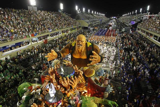 20 самых масштабных фестивалей и карнавалов мира