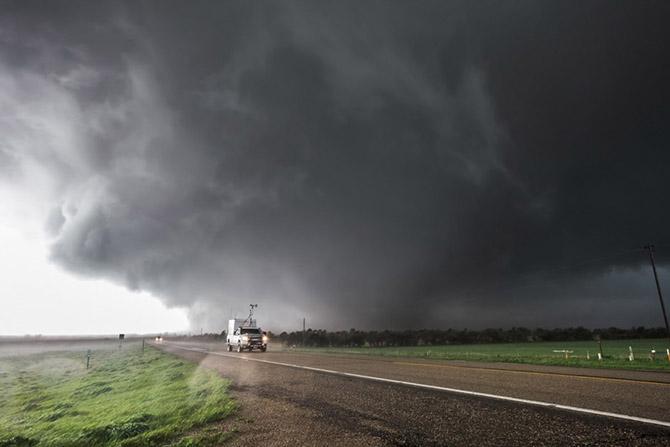 Охотник за бурями опубликовал коллекцию своих самых потрясающих фотографий