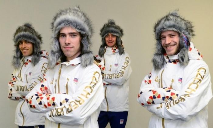 Олимпийская форма разных стран