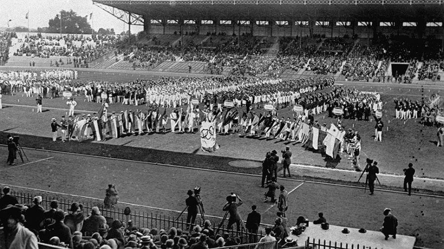 Как бойкотировались олимпиады (9 фото)