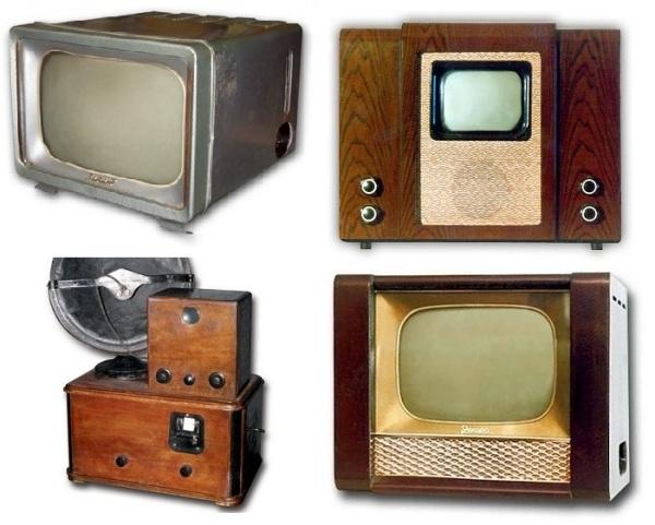 10 знаковых моделей чёрно-белых телевизоров советского производства