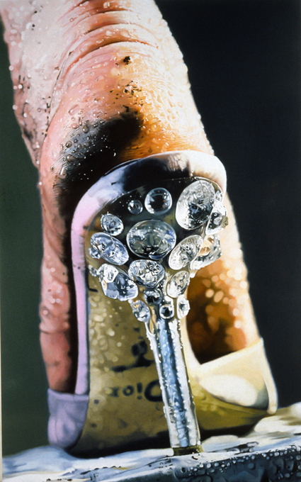 Художник Marilyn Minter