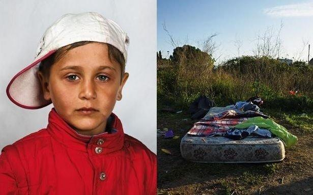 Детские портреты, которые заставляют противостоять неравенству