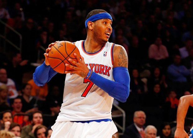 Самые высокооплачиваемые баскетболисты НБА — 2014