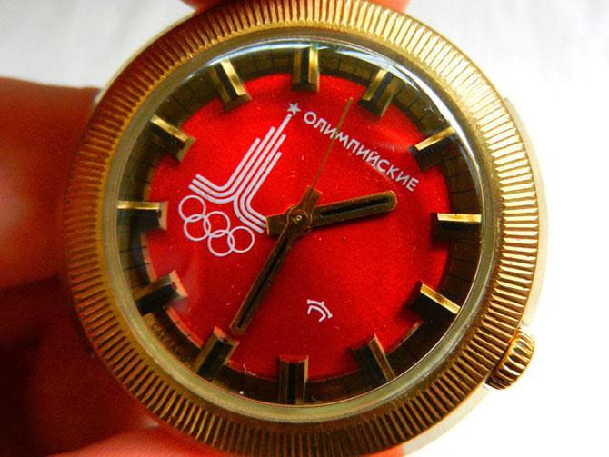 Московская Олимпиада-80 в вещах и сувенирах