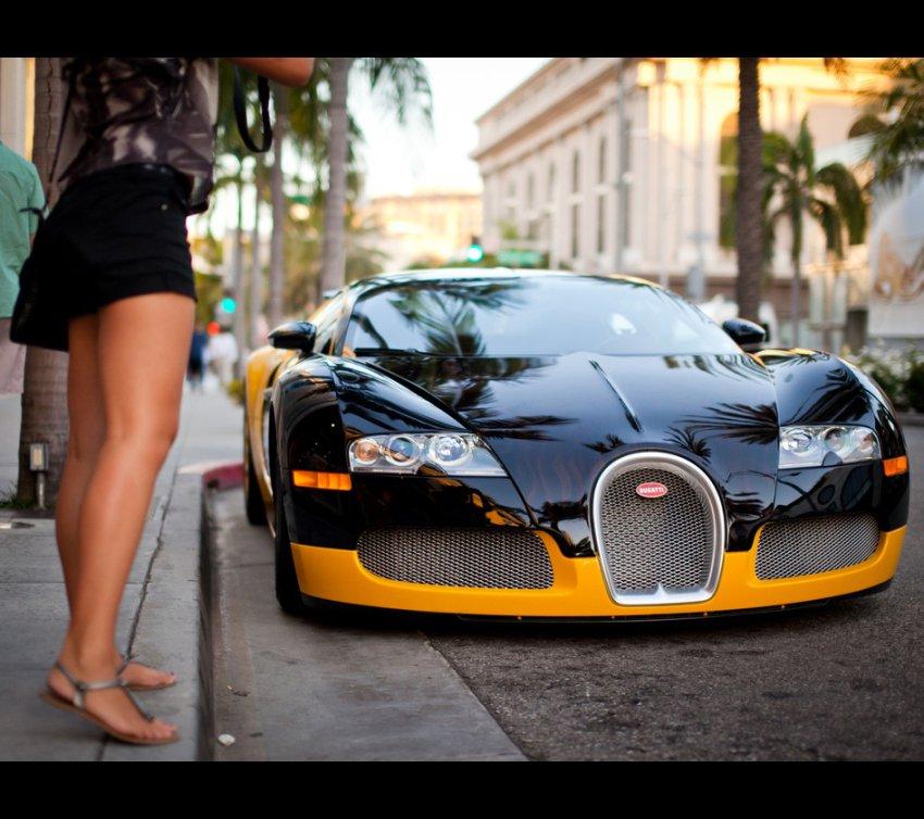 Фотографии с автомобилями